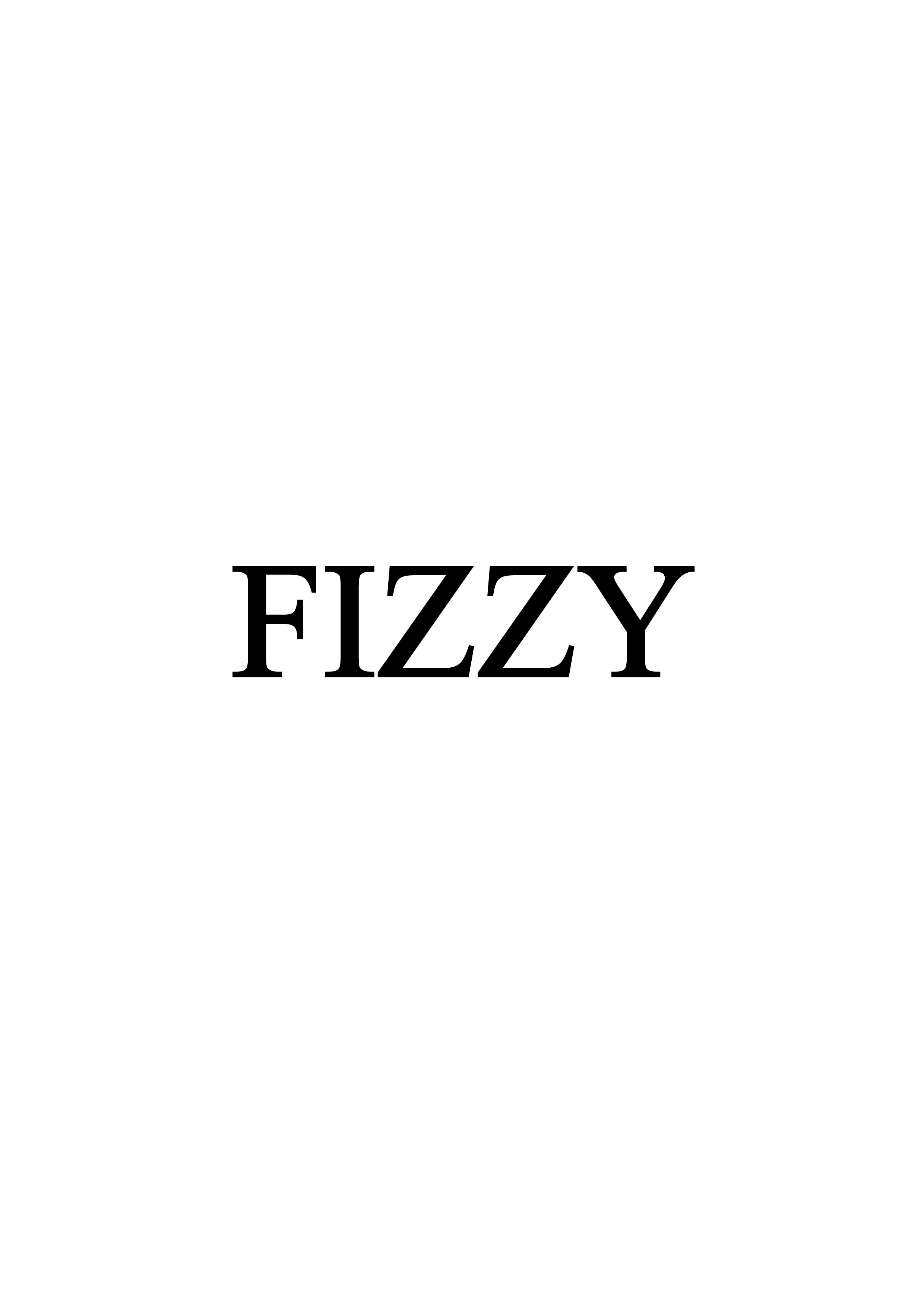 FIZZY